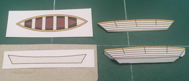 Modèle perso en papier, canonnière portugaise de 1910 : la Beïra 1/250e 78-can10