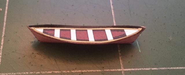 Modèle perso en papier, canonnière portugaise de 1910 : la Beïra 1/250e 81-can10
