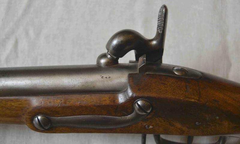 Un fusil de Cadet Gentilhomme transformé Cadet-28