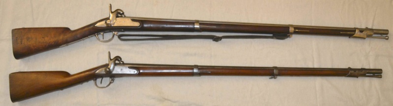 Un fusil de Cadet Gentilhomme transformé Cadet-38