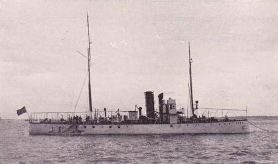 Modèle perso en papier, canonnière portugaise de 1910 : la Beïra 1/250e Canonn10
