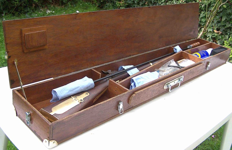 US Model 1841 Percussion Rifle ... the Mississippi Rifle Coffre13
