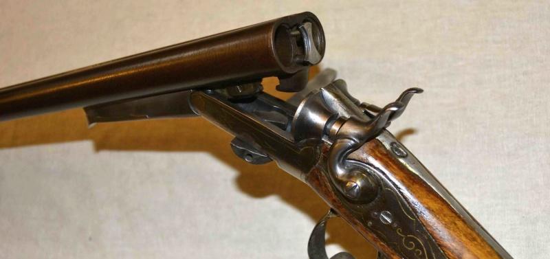 Fusils à broche Lefaucheux Desaga11