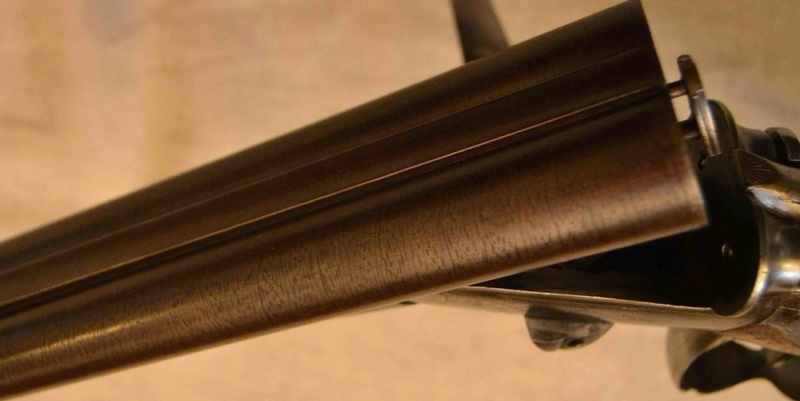 Fusils à broche Lefaucheux Desaga12
