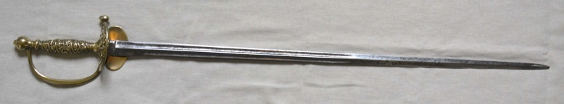 L'Épée Modèle 1853 de Sous-Officier de Gendarmerie Eapeae17