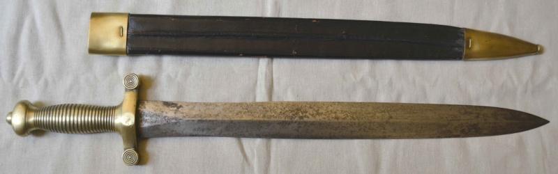 Un sabre de troupe à pied Mle 1831 Glaive28