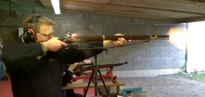 US Model 1841 Percussion Rifle ... the Mississippi Rifle Kaboum10
