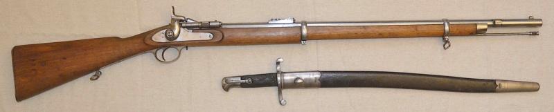 "Mon fusil Snider BSA ""Défense nationale"" Snider10"
