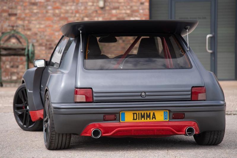 Transformer une 308 gti en 205 T16 : Dimma Xmhy7710