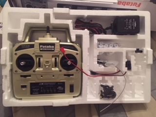 Modifica sparo rapido Radiocomando Futaba 4ch 2,4 Ghz Img_0911