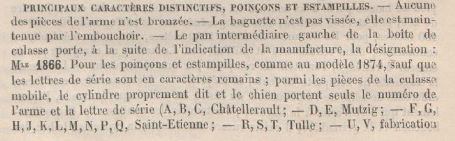 Présentation d'un CHASSEPOT Mle 1866 de 1871 - Page 2 186610