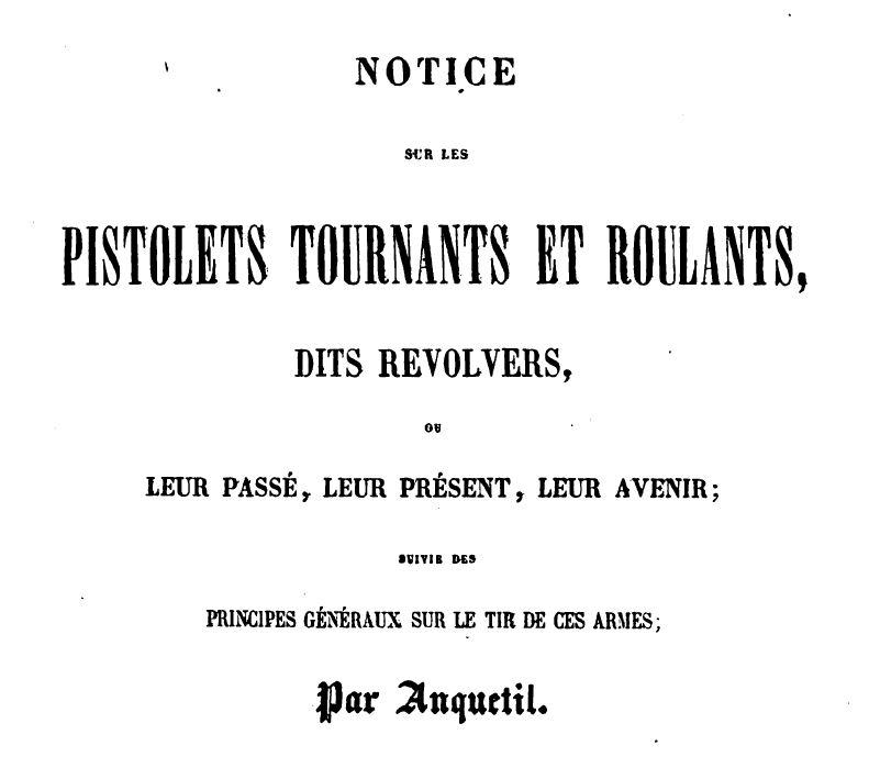 Témoignage sur l'utilisation du pistolet d'ordonnance de l'Armée Suisse pendant la 1 ère guerre Anquet11