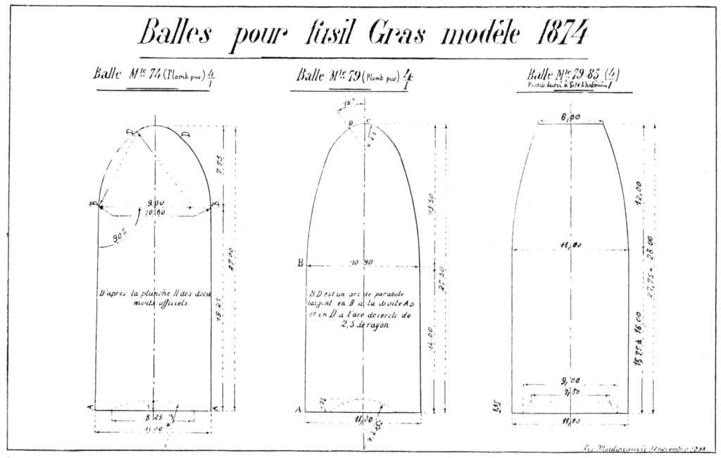 Quelles balles pour 11mm Mauser ? - Page 2 Balles10