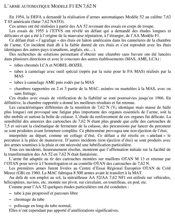 AA52/AN F1 F110