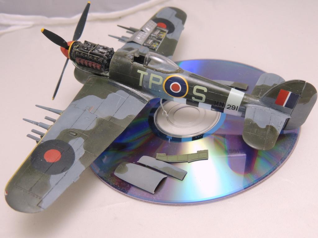 [Airfix] Hawker Typhoon IB Dscn9055