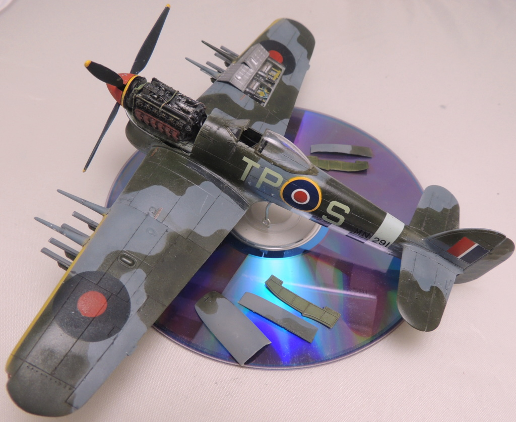 [Airfix] Hawker Typhoon IB Dscn9057