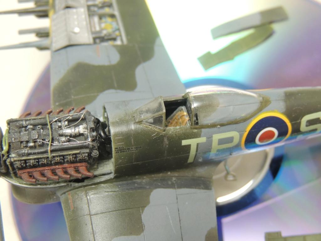 [Airfix] Hawker Typhoon IB Dscn9063