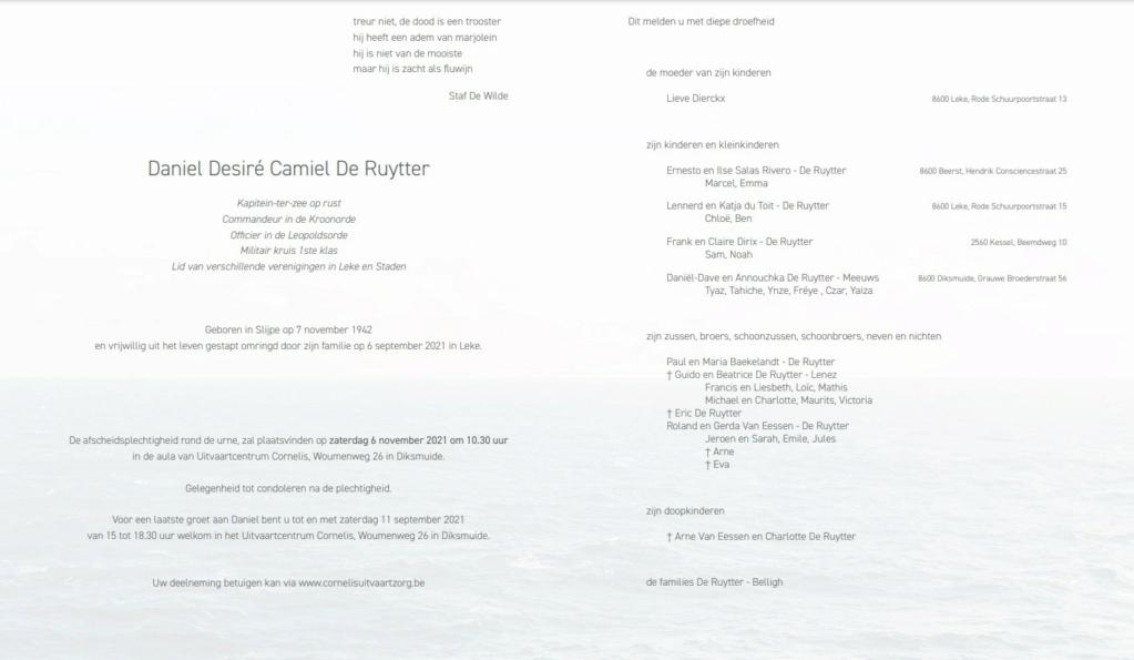 Déces - Overlijden (2) - Page 48 24169410
