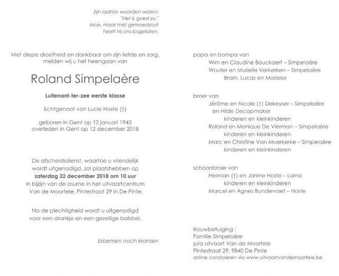Déces - Overlijden (2) - Page 54 De0f8310