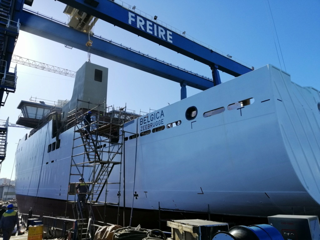 New Federal Research Vessel BELGICA - Page 2 Ep3c4j11