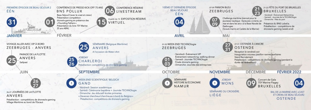 Coup d'envoi des 75 ans de la Marine Grafie10