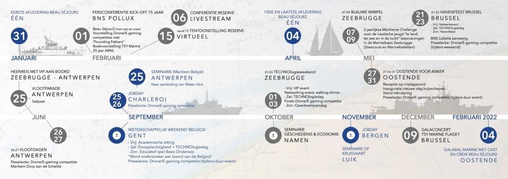 Coup d'envoi des 75 ans de la Marine Grafie11