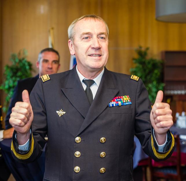 Le vice-amiral Hofman est le nouveau patron de la Défense Sans_t58