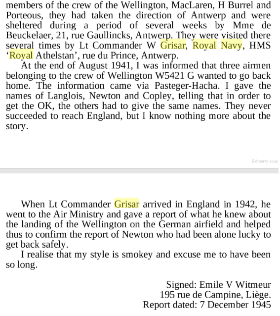 Fils d'un ancien de la royal navy section belge en 1945 Sans_t60