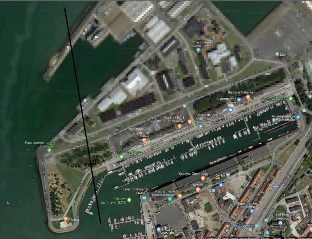 Réaménagement de la base navale de Zeebrugge Zeebru10