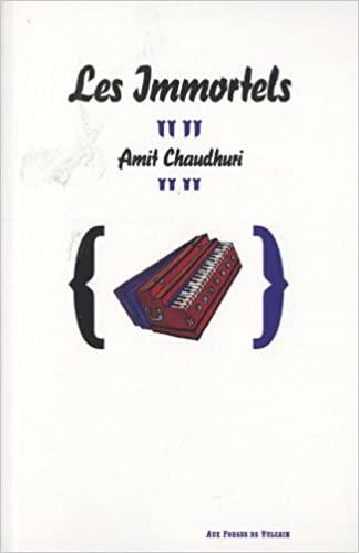 Amit CHAUDHURI 41xyeg10