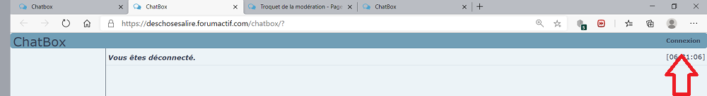 Chatbox Captur96