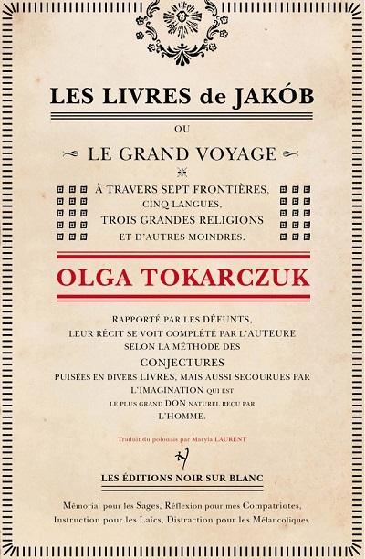 communautejuive - Olga Tokarczuk Les-li10