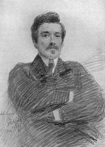 John Millington Synge Portra11