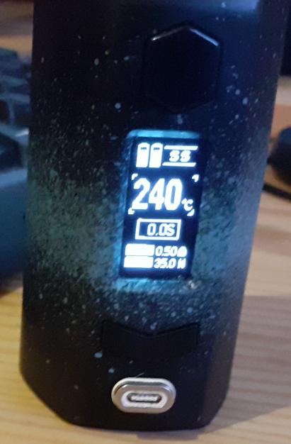 Question contrôle de température [Swag] Box10