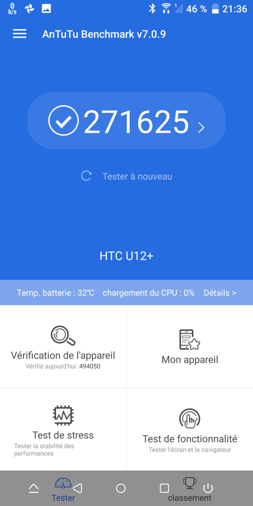 [INFO] Prix du HTC U12+ : Où l'acheter ? Screen10