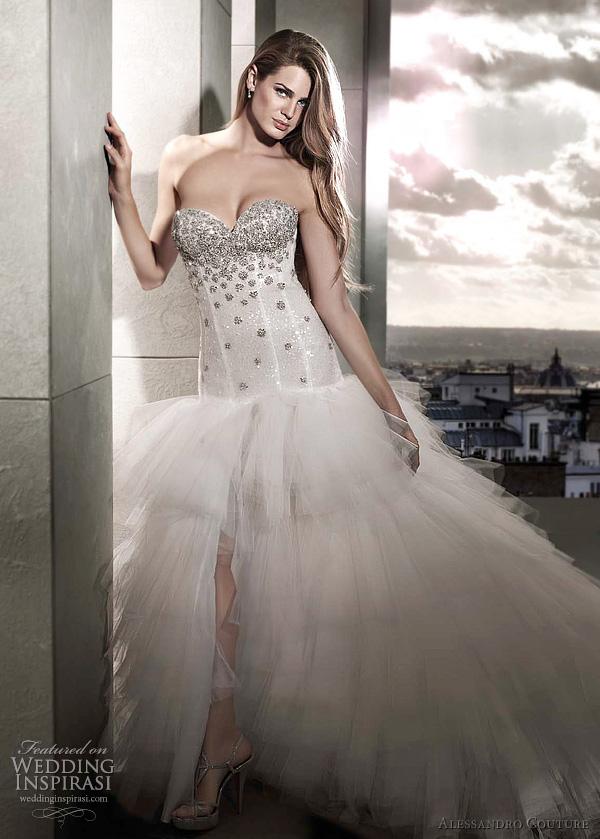مجموعة كبيرة من  فساتين الزفاف الفرنسيه 2012 _2013 روعة وصور غاية فى الجمال Alessa13