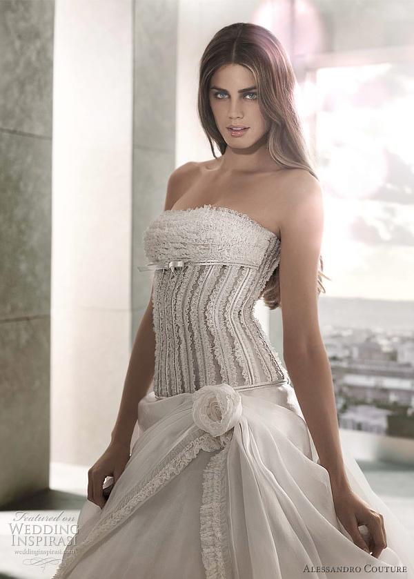 مجموعة كبيرة من  فساتين الزفاف الفرنسيه 2012 _2013 روعة وصور غاية فى الجمال Alessa16