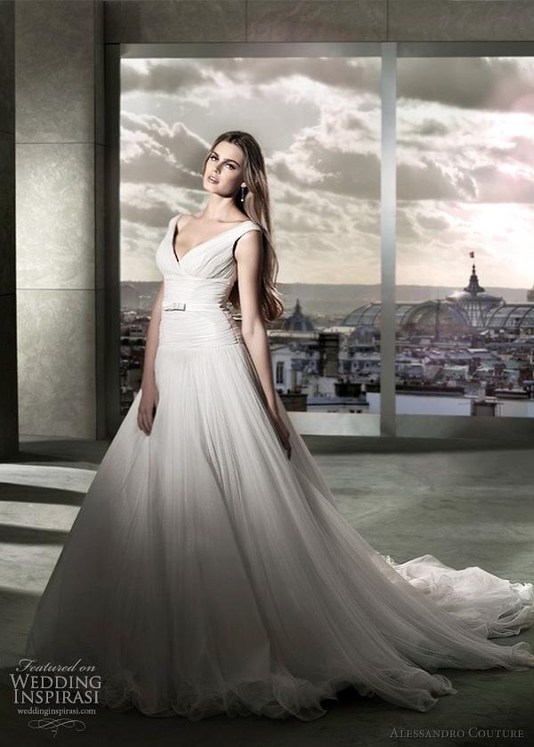 مجموعة كبيرة من  فساتين الزفاف الفرنسيه 2012 _2013 روعة وصور غاية فى الجمال Alessa18