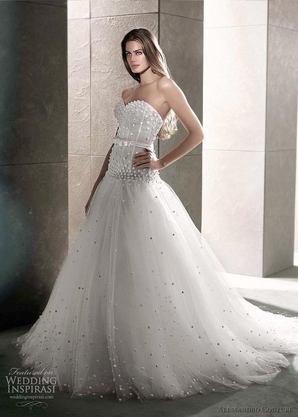 مجموعة كبيرة من  فساتين الزفاف الفرنسيه 2012 _2013 روعة وصور غاية فى الجمال Alessa21