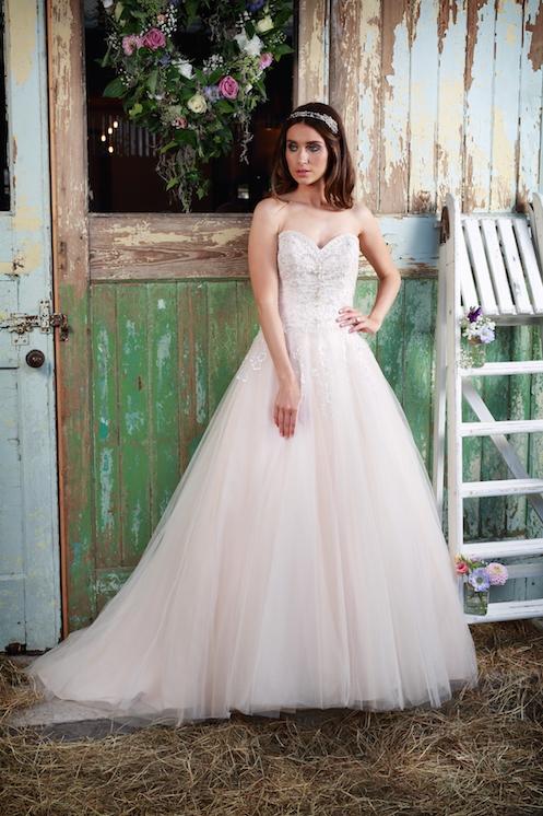 مجموعة فساتين زفاف متنوعة P_151216