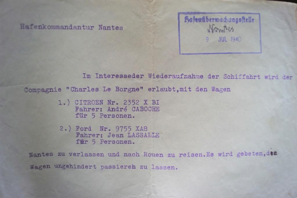 Doc allemand, barrette et artisanat de tranché Dsc02410