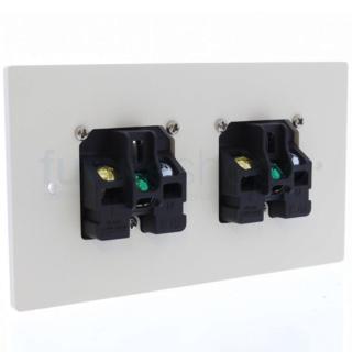 Furutech FP-1363-D NCF High End Performance Duplex UK Mains Socket(NEW) Futurt10