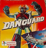 figurine album Danguard Album-11
