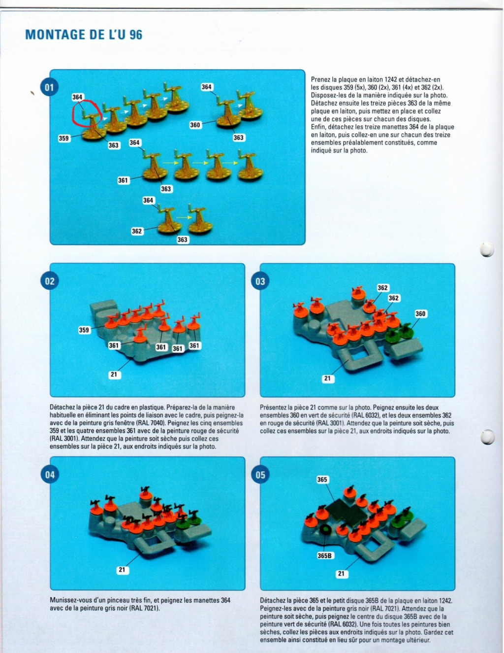 U boat U 96 un sous-marin - Page 3 Scan1011