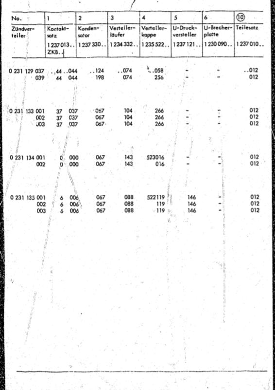 référence doigt d'allumeur clipsé Bosch alfa bertone ? - Page 2 02311211