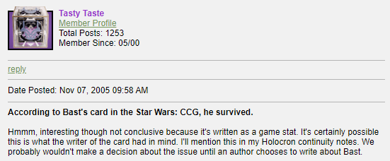 Star Wars VS Debating in 2022 - Canon and Considerations 1.0 Cc10
