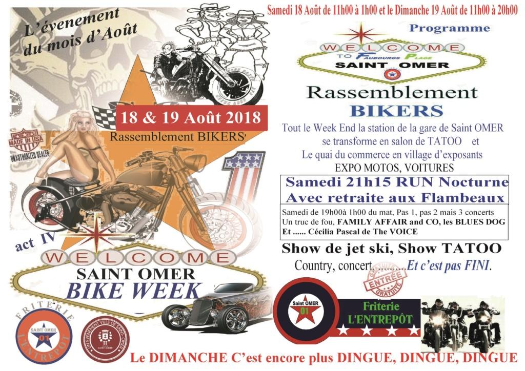 18 & 19-08-18: Saint Omer  Bikers 38683811