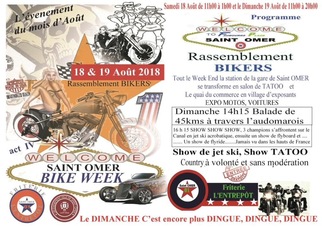 18 & 19-08-18: Saint Omer  Bikers 38735612