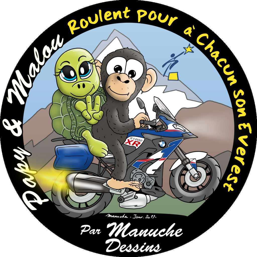 Circulation inter-files des motos  20190111