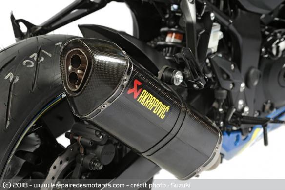 Une édition spéciale aux couleurs du team Suzuki Ecstar Silenc10